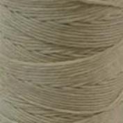 Waxed Irish Linen Crawford Cord 3 Ply 10 Yards NATURAL