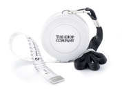 THE SHOP COMPANY Professional Grade Retractable Tape Measure - 120 in / 300 cm