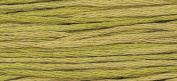 Weeks Dye Works Embroidery Floss Thread, Olive