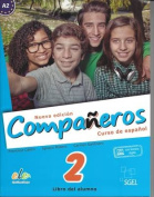 Companeros: Student Book with Access to Internet Support [Spanish]