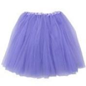 FuzzyGreen® Adorable Baby Toddlers Girls' Lavender Ballet Tutu Skirt