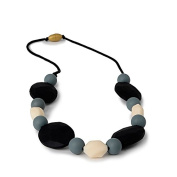 Chewbeads Tribeca Teething Necklace - Black