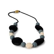 Chewbeads Tribeca Teething Necklace - Black