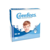 Comfees® Disposable Boy Training Pants Stretchable 2T to 3T Up to 15kg CS/156