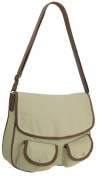 EyeCatchBags - Corsica Cross Body Canvas Shoulder Bag