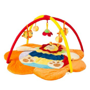 MLSH Charming 3-in-1 Musical Activity Kick and Play Piano Gym , lion kingdom