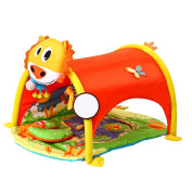 MLSH Charming 3-in-1 Musical Activity Kick and Play Piano Gym , picture colour