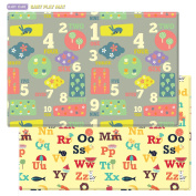 Baby Care Play Mat - Letters & Numbers