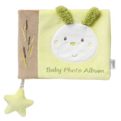 Babysun Photo Album Rabbit Design Green