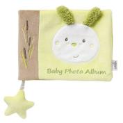 Babysun Photo Album Rabbit Design Green