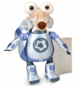 Ice Age Astronaut 5 Plush Squirrel Scrat Plush Toy 20 cm Collision Advance