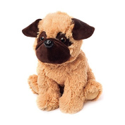 Warmies Cosy Plush Pug Dog Microwaveable Soft Toy