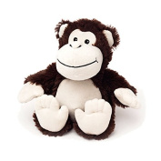 Warmies Cosy Plush Medium Monkey Microwaveable Soft Toy