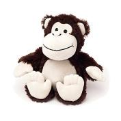 Warmies Cosy Plush Medium Monkey Microwaveable Soft Toy