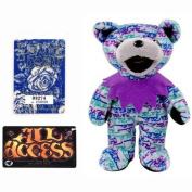 Grateful Dead Bean Bear~ Plush Toy~ Choose Your Bear!!~ Huge Selection!! (18cm , Poppa Bear) by Penny Lane Gifts