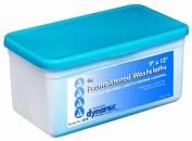 Dynarex Personal Cleansing Adult Washcloth, 23cm X 33cm , Tub, 12 Count