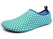 Moolecole Beach/Swimming/Aqua Shoes Unisex Barefoot Skin Shoes Aqua Socks Water Sports Shoes