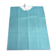 50 Pcs Non-woven Fabrics Disposable Dental Patient Bibs Sheets Bib for Dental Office