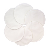 Ana Wiz Washable Natural Bamboo Breast Pads