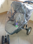 RAINCOVER TO FIT COSATTO WOOP PUSHCHAIR