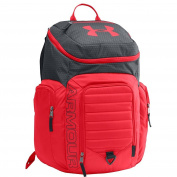 Under Armour Storm Undeniable II Backpack - Black / Red