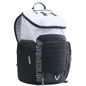 Under Armour Storm Undeniable II Backpack - Black / White