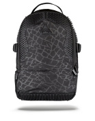 Sprayground Black Spython Backpack