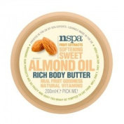 Nspa Almond Oil Rich Body Butter 200ml