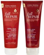 John Frieda Full Repair HYDRATE & RESCUE Shampoo & Conditioner 250ml each