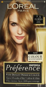 THREE PACKS of L'Oreal Infinia Preference 7.3 Florida Honey Blonde
