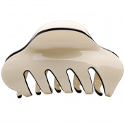 Korea Style Acrylic Hair Claw Hair Crab Clamp Ponytail Holder Solid Plain Hair Clip Barrettes Headpiece