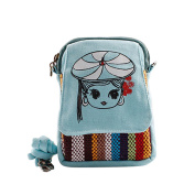 YouPue Womens Embroidered Bags Shoulder Bag Crossbody Messenger