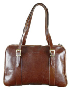 Gior Consulting Women's Top-Handle Bag Brown brown