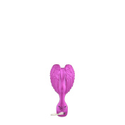 Hair Angel Tangle Baby Key Ring Brush, Fab Fuchsia