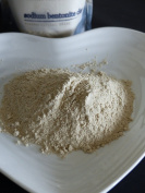 100% PURE SODIUM BENTONITE CLAY - A POTENT DETOXIFIER, CLEANSER HEALING CLAY