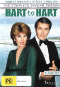 HART TO HART SEASON 2 [DVD_Movies] [Region 4]