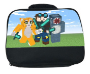 DANTDM STAMPY SQUID CANVAS LUNCH BAG/BOX
