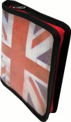 Exacompta 16111E Pocket photo album 24 photos Union Jack - 13x18,5cm