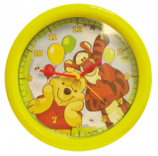 Disney Winnie the Pooh - 30 cm. - 004607 - Furniture and Decoration - Round Clock