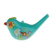 Coloured Drawing Water Bird Whistle Bathtime Musical Toy for Kid