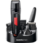 BaByliss for Men 7056DU Titanium 8 in 1 Grooming System