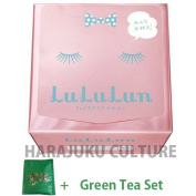 Lululun Face Mask New 42pcs - Pink - Acacia Honey