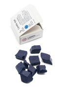 Candle wax Dye - 60ml for 20kg wax - Candle dye chips for candles making - Colour - Dark Blue