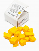 Candle wax Dye - 60ml for 20kg wax - Candle dye chips for candles making - Colour - Yellow