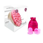 Cellulite Remover Kit - Massage Mitt & Silicone Body Cups