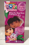 Dora The Explorer All In One Body Wash in a Sponge