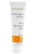 Rose Day Cream Light - Dr. Hauschka - Day Care - 30g30ml