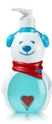 Bath and Body Works Polar Bear-y Soap 410ml 2012 Design by Vidimear