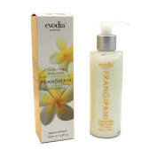 Evodia Australia Body Lotion - Moisturising Hydrating & Firming - Long-Lasting Scent Relieves dry Skin - No Animal Testing - Recyclable Packaging - Frangipani Plumeria with Papaya by Evodia Australia