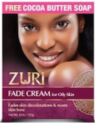 Zuri Glow Fade Cream For Oily Skin 120ml by Fiske Industries